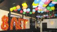 Украшение шарами детского Дня рождения