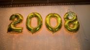 Цифры из шаров (фольгированные шары)