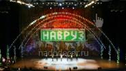 Оформление шарами сцены концертного зала