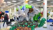 «Гран-при» фестиваля, 1 место в «больших композициях»