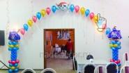 Пиратские шары на День рождение мальчика