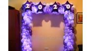 Арка «Снежная сказка» с подсветкой, Ш- 3метра, 6040р