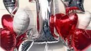Фотозона из шаров «Годовасия»
