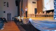 Декорирование сцены актового зала