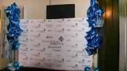 Press Wall, Пресс волл с баннером на выпускной