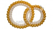 Обручальные кольца из шаров: 2390р.