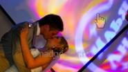Световой декор свадьбы: имена жениха и невесты