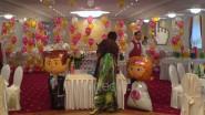 Жених и невеста («ходячие» шары)