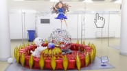 «Девочка на шаре»  от команды «Twisters sisters»