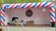 Гирлянда из шаров плетеная, цена: 270 руб/м