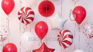 Фотозона из шаров «Звезды и конфетки»: 2860р.-