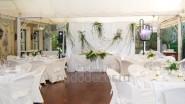 Украшение свадьбы в стиле White