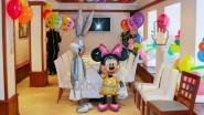 Украшение ресторана к детскому празднику