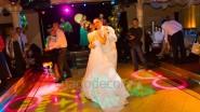 Эффектное световое оформление свадьбы