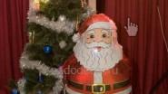 Санта Клаус («ходячий» шар)