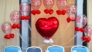 Пример оформления «Красной» коллекцией