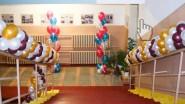 Гирлянды из шаров в детском саду