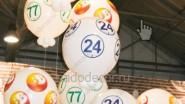 Большие шары (1,5 метра) на выставке