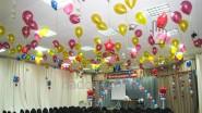Оформление актового зала к Дню России