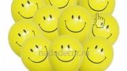 Облако шаров - улыбок «Смайлы», высота-1.2м: 1700руб