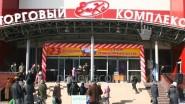 Оформление торгового центра к 23 февраля