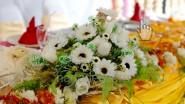 Флористическая композиция на стол