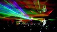Оформление концерта светом