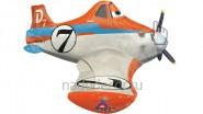 Ходячий шар Самолет: 1990р.-.<br />Высота фигуры- 110 см.