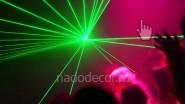 Сценический лазер