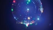 Большой прозрачный шар со светодиодами «Бобо»: 1250р.-