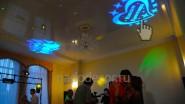 Оформление ресторана к свадьбе светом